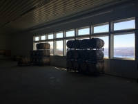 Barrels in new warehouse 2