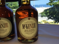 McKenzie Bourbon with Copa in background